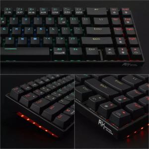 RK71 Mechanical Keyboard RGB Dual Mode