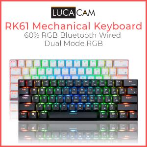 RK61 Mechanical Keyboard RGB Dual Mode
